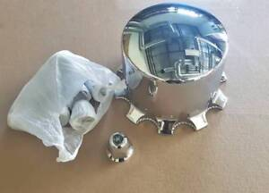 Axle Cover for Rear Wheel (275mm)