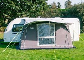 Sunncamp advance air 390 caravan awning inflatable