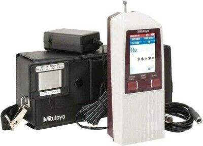 New Mitutoyo Surftest Sj-210 Portable Surface Roughness Tester 178-561-02a