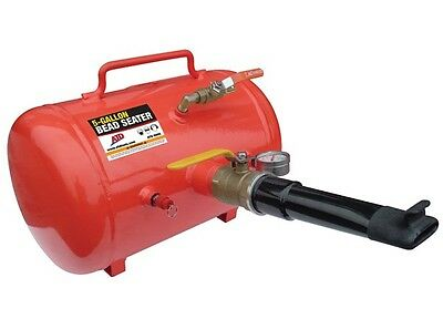 ATD Portable 5 gallon Tank Air Tire Bead Seater w/ gauge #9905