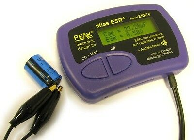 Peak Atlas Esr70 Esr Meter