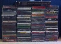 C.D.'s for sale $0.75 each unless specified otherwise.