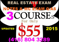 OREA EXAM NOTES PHASE 1 2 3 & MC PRACTICE Q/As R E LICENSE Tutor