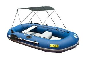 Inflatable pontoon boat Aqua Marina CLASSIC 8ft
