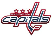 WASHINGTON CAPITALS vs MONTREAL CANADIENS (SEP 24) 4 ROWS AWAY