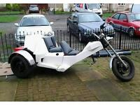 Trike , unfinished project sell or swap