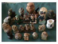 20 owl ornaments