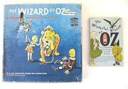Wizard of oz Record Book