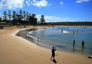Room for couple or 1 per.  Private bath and balcony close to the beach Dee Why Manly Area Preview
