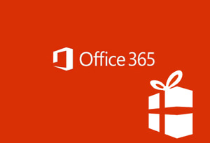 Office 365 Subscription - One Year