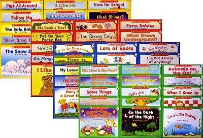 60 Books for Learning to Read - First Grade Set and Reading Strategies - NEW LOT