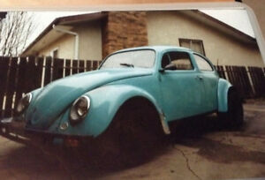Looking for 1962 Volkswagen beetle