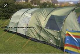 Vango tent. Canopy. Footprint and carpet