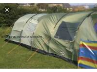 Tent and equipment