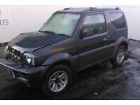 2011 SUZUKI JIMNY SZ4 AUTO 19K DAMAGE REPAIRABLE SALVAGE