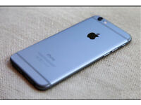 iPhone 6 128 GB Space Grey o2