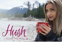 Join Hush Lash Today! Eyelash extension stylists needed