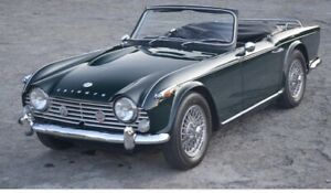 Triumph Tr 4 Kijiji Buy Sell Save With Canadas 1 Local