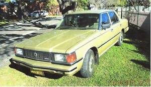 1981 Toyota Crown Sedan Singleton Singleton Area Preview