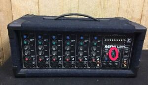 Yorkville MP6 mixer