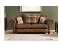 Brand new sofas never sat on