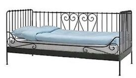 Cream Ikea Day Bed With Mattress £50 ono