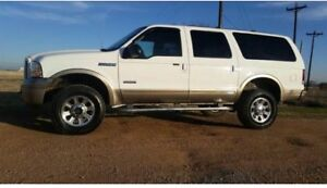 WANTED FORD EXCURSION