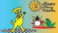 SunrisePreschool Music Program