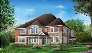 UNDER-CONSTRUCTION HOMES FOR SALE IN CALEDON