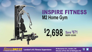Save now at Fitness Depot London
