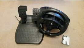 Thrustmaster T80 Racing Wheel for PS3 or PS4