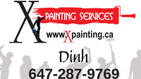 House painting Services ☎ (647) 287-9769