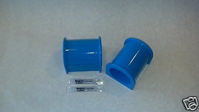Ford F53 Class A Motorhome Front Polyurethane Sway Bar Bushings 1999-2011