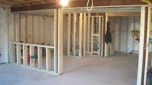 Drywall basement finish Kitchener / Waterloo Kitchener Area image 3