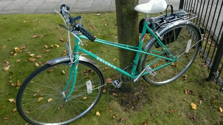 vintage peugeot riviera bicycle | in tooting bec, london | gumtree