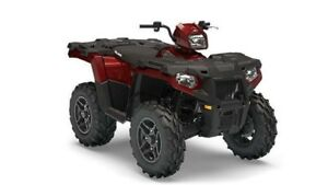 2019 Polaris SPORTSMAN 570 CRIMSON