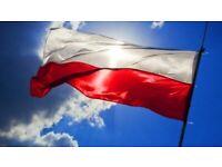 Polish language / Polish classes