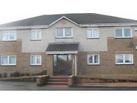 Two bed mordern build Ground floor flat in Shotts, lanarkshire