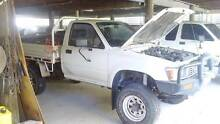 1989 Toyota Hilux Ute Rollingstone Townsville Surrounds Preview