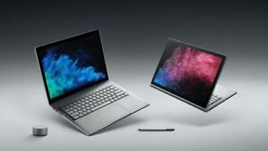 Microsoft Surface & Surface Pro Touchscreen Tablet