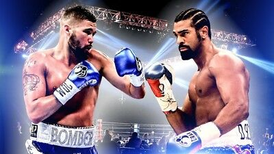 2x Tony Bellew v David Haye Tickets