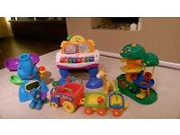 Selection of As New Condition Children's Toys