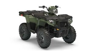2019 Polaris SPORTSMAN 570 EPS GREEN