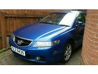 2004 Honda Accord Executive I-CDTI 2.2 Diesel