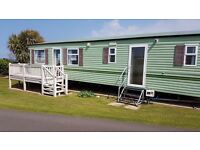 Static Caravan For Sale in North Norfolk near Sheringham on Cliff Top Location with Beach Access