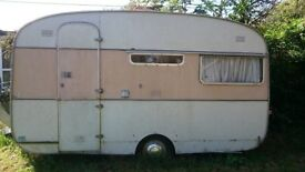 Stephens & West Cygnet Caravan