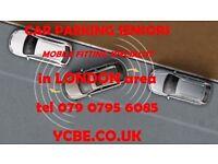 PARKING SENSORS FIT CAR VAN REVERSE SENSORS (CAN-BUS connection)