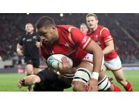 Urgent Sale: 2 X £85 Tickets - Wales v NZ