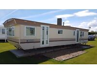 Static Caravan for Sale in North Norfolk near Sheringham. Cliff top location with Beach Access