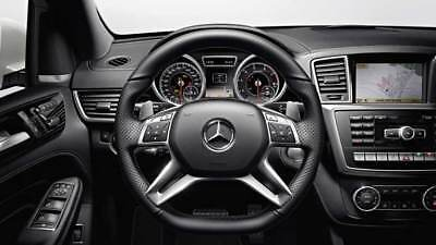 Chiptuning Mercedes ML63 AMG 558PS auf 660PS/1100NM Vmax offen! W166 5.5 Turbo Y